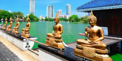 Image That Shows The Colombo, Srilanka.